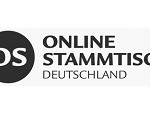 Online Stammtisch Logo Deutschland